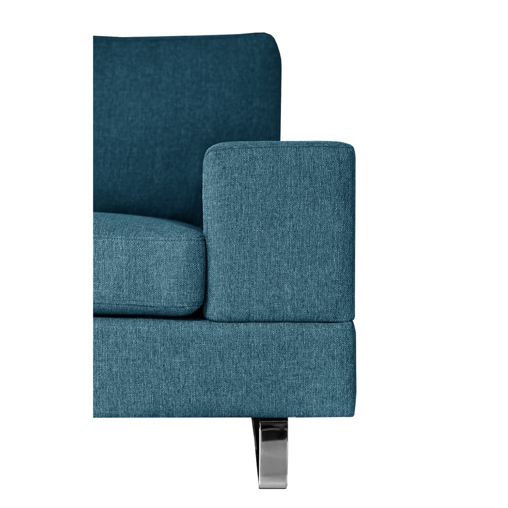 modr kreslo corinne cobson dahlia bonami. Black Bedroom Furniture Sets. Home Design Ideas