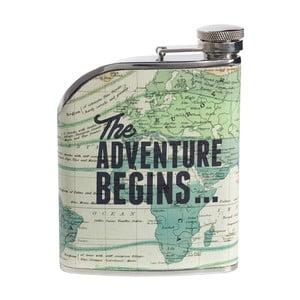Ploskačka CartographyThe Adventure Begins, 175 ml