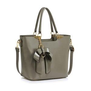 Sivá kabelka L&S Bags Clichy