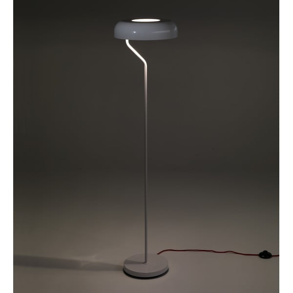 Stojacia lampa Jelly White