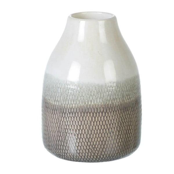 Váza Parlane Santorini, hnedá