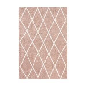 Ružový koberec Elle Decor Passion Abbeville, 80×150 cm