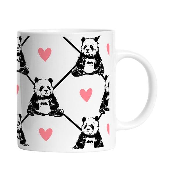 Hrnček Panda Group, 330 ml