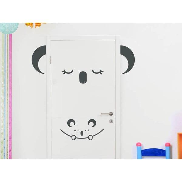 Dekoratívna samolepka Koala Porta