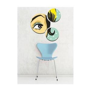 3-dielny obraz Who Is That