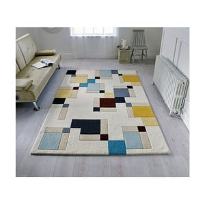 Vlnený koberec Flair Rugs Illusion Abstract, 160 × 220 cm