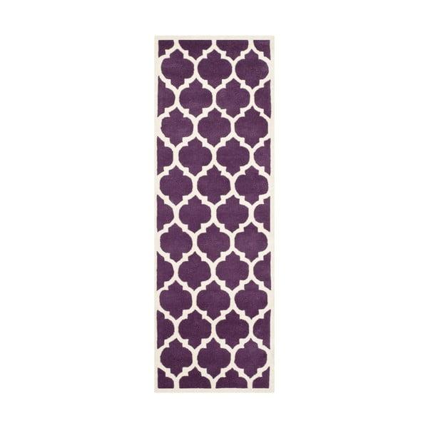 Vlnený koberec  Safavieh Camilla, 68x213cm