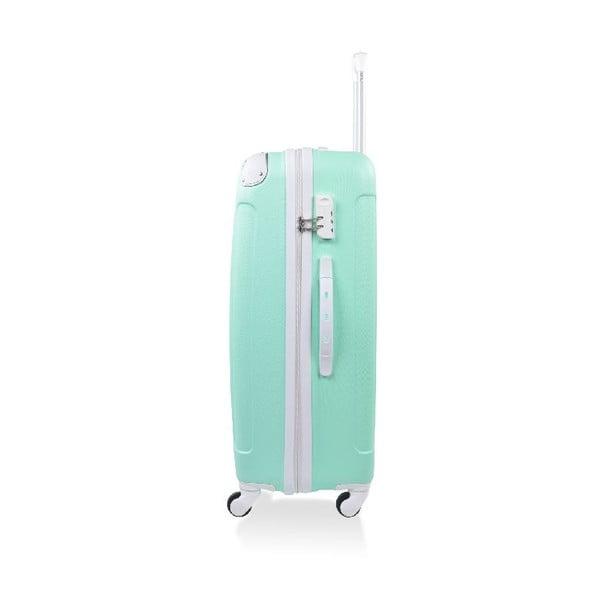 Set 3 cestovných kufrov Hero Blue