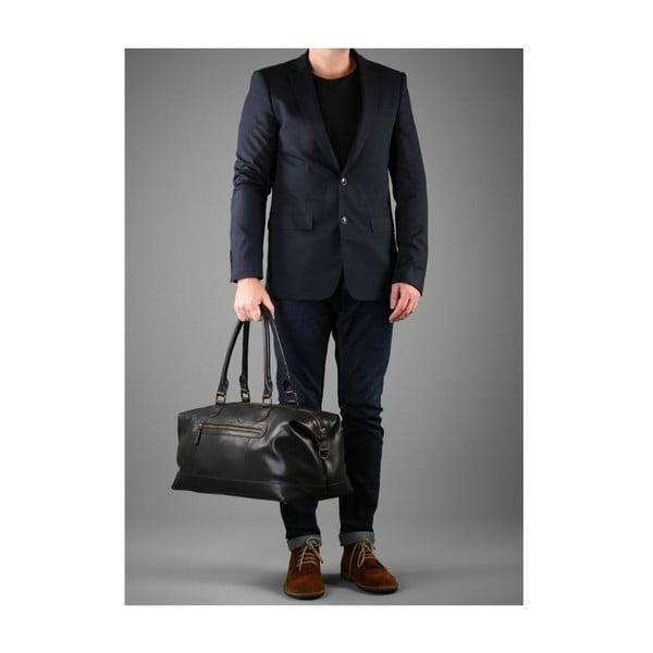 Taška Harbour Black Holdall