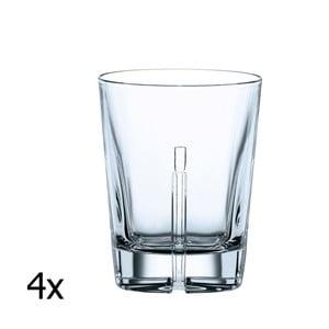 Set 4 whiskoviek Havanna, 345 ml