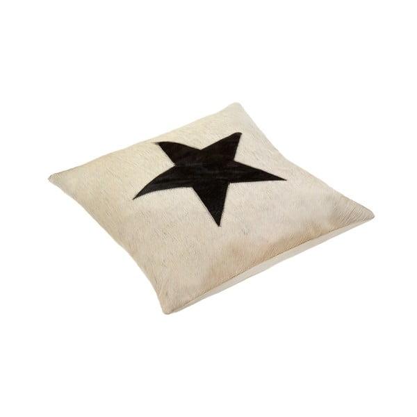 Vankúš Capa Star White, 45x45 cm