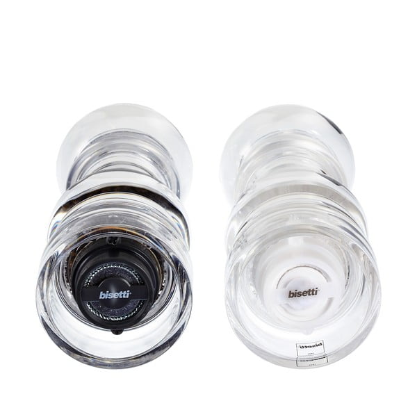 Sada 2 mlynčekov na soľ a korenie Pepper&Salt, 17,5 cm