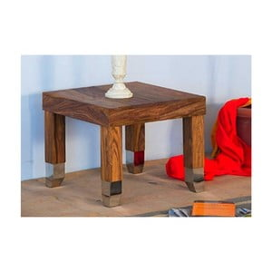 Odkladací stolík z masívneho palisandrového dreva SOB Margao