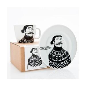 Hrnček a tanierik Štef, ten zo Slovinska
