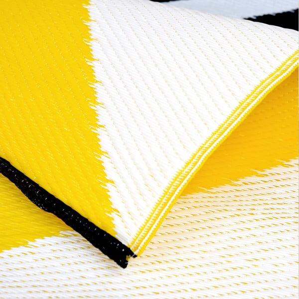 Koberec vhodný do exteriéru HF Living Bee, 60x100cm