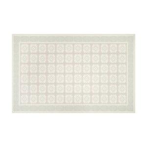 Zelený vinylový koberec Zala Living Aurelie, 65 × 100 cm