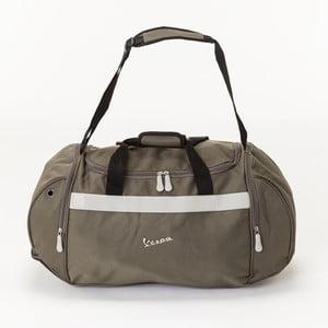 Športová taška cez rameno Vespa Beige
