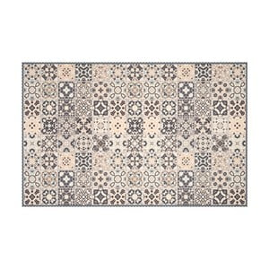 Vzorovaný vinylový koberec Zala Living Zoe, 65 × 100 cm
