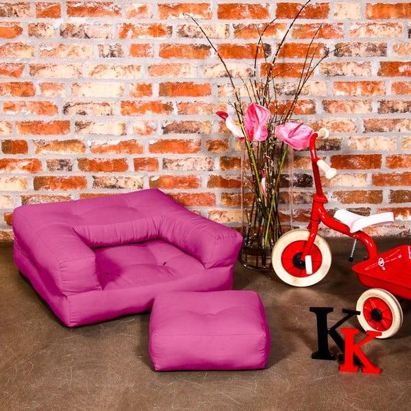 Detské kresielko Karup Baby Cube Pink