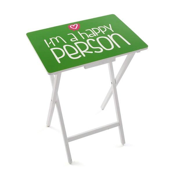 Rozkladací stolík Happy Person
