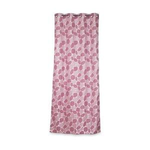 Záves Galet Rose, 135x270 cm