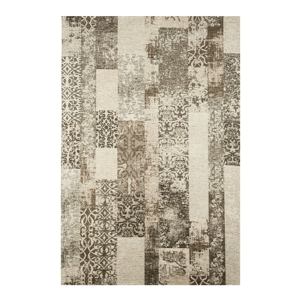 Béžový koberec Naturalis, 135 x 200 cm