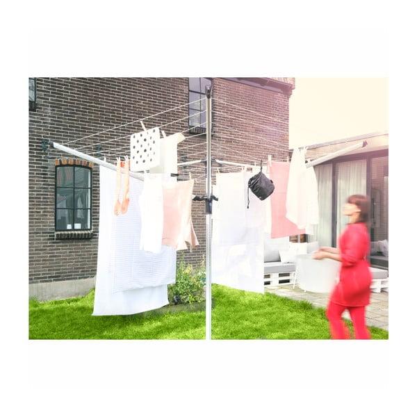 Rotačný záhradný sušiak na bielizeň Lom Advance 60 m