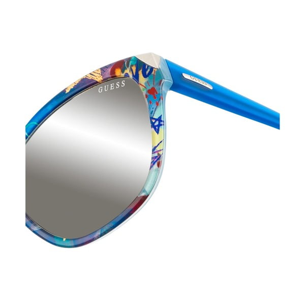 Dámske slnečné okuliare Guess 398 Blue