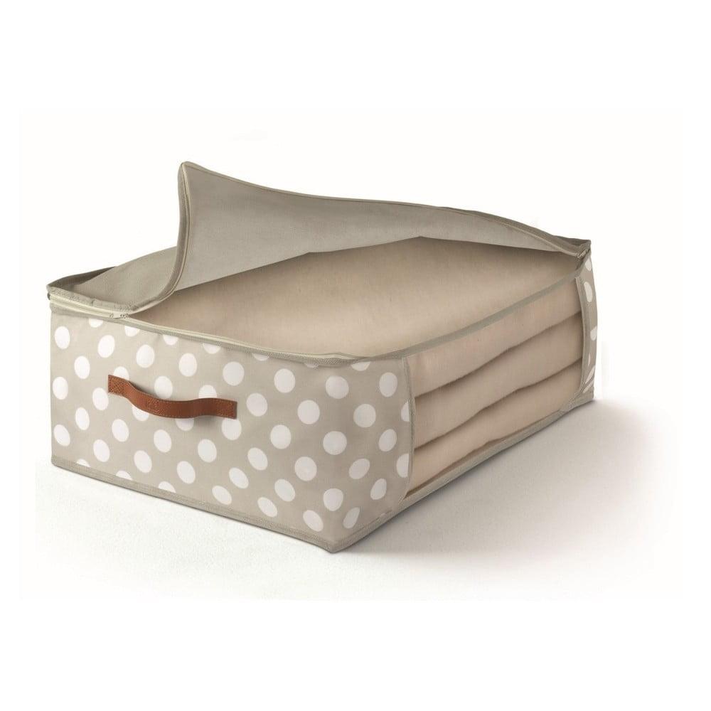 f6450f16e Béžový úložný box na prikrývky Cosatto Jolie, 45 × 45 cm   Bonami