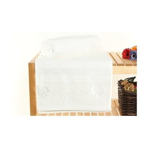Sada 2 osušiek Selen White, 70x140 cm