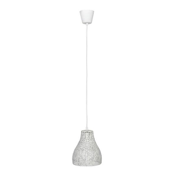 Stropné svietidlo Dentelle White, 17x21 cm