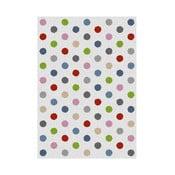 Koberec Universal Norge White Dots, 160×230cm