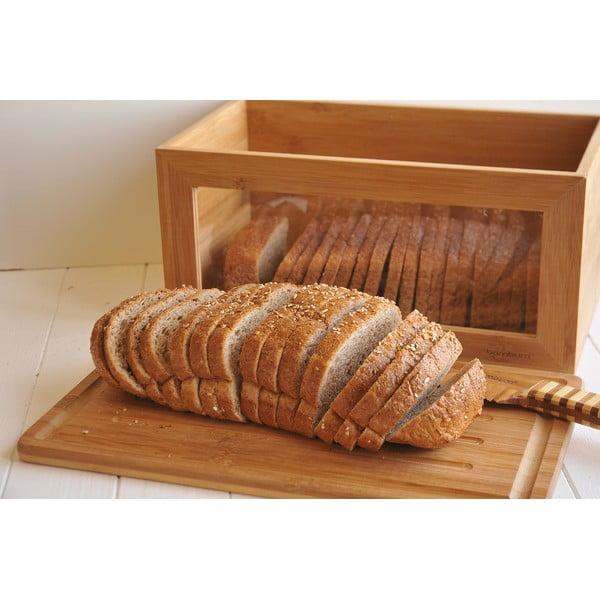 Bambusový chlebník Bread