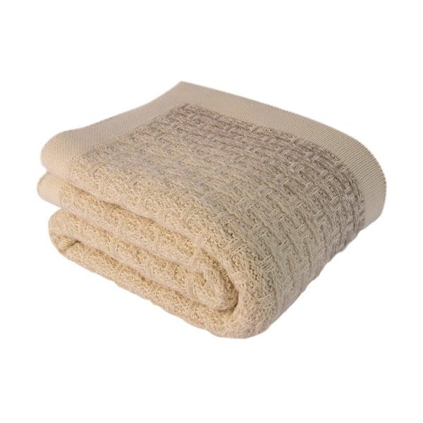 Béžová deka Touta