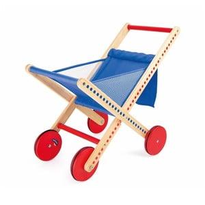 Nákupný vozík na hranie Legler Polka-Dot