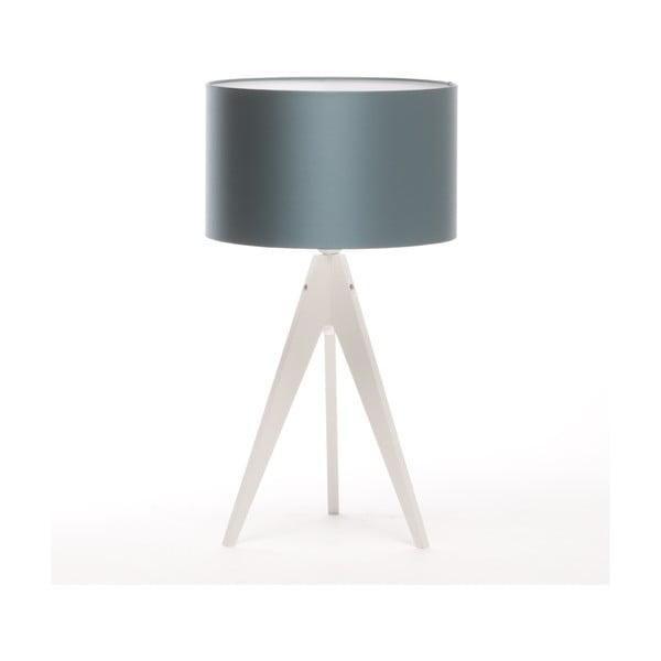 Stolná lampa Artist Ice Blue/White, 65 cm