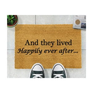 Rohožka Artsy Doormats Happily Ever After, 40 × 60 cm