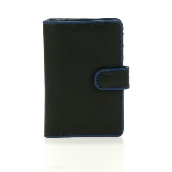 Peňaženka Large Flapover Black