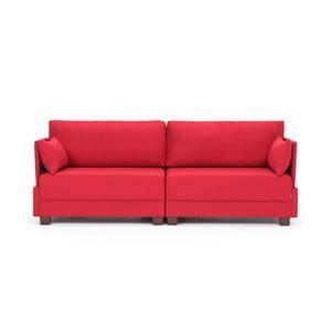 Červená pohovka Balcab Home Lucy