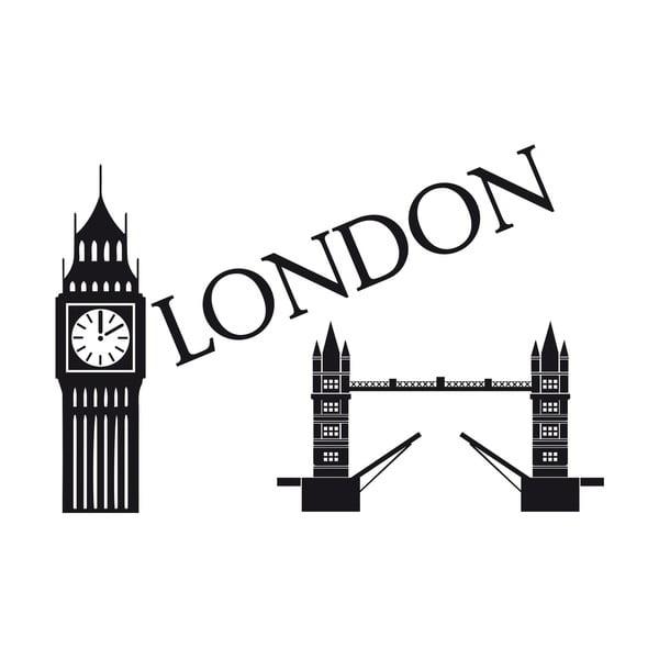 Samolepka na stenu London