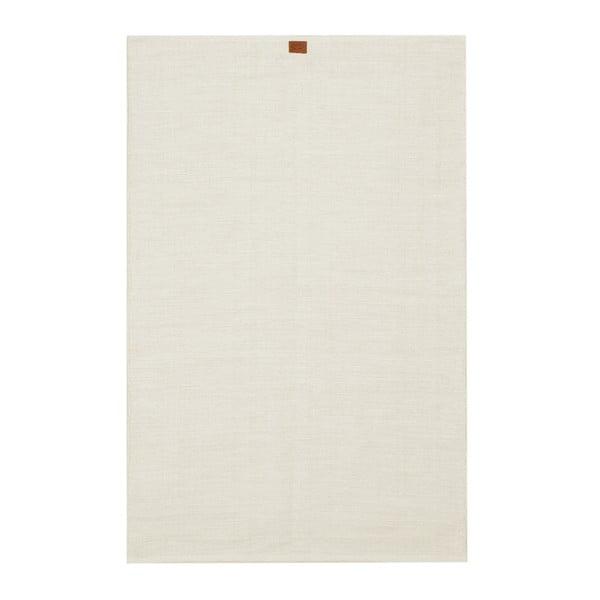 Krémový koberec Hawke&Thorn Parker,120x180cm
