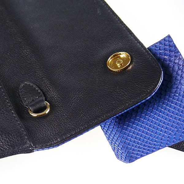 Kabelka Cece Blue/Black