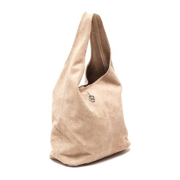 Kožená kabelka Roberta M 885 Fango