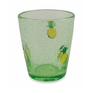 Sada 6 zelených pohárov Villa d'Este Hawaii, 330 ml