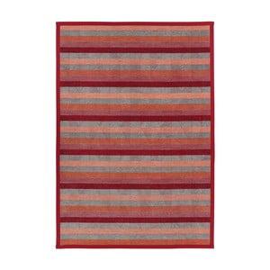 Červený obojstranný koberec Narma Treski Red, 200 x 300 cm