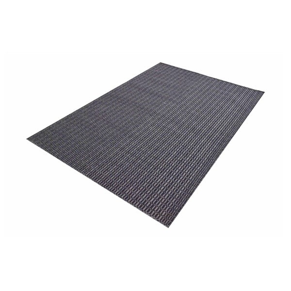 Koberec Flat Honey Comb Grey, 160x230 cm