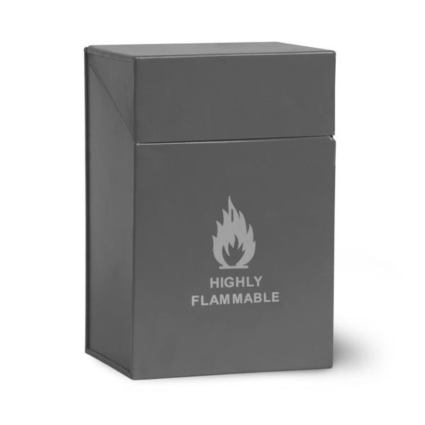 Box Flammable