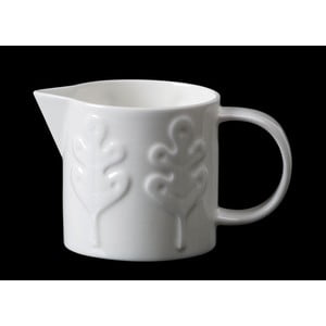 Džbánik z kostného porcelánu Tom Tom Oak Leaf, 150 ml