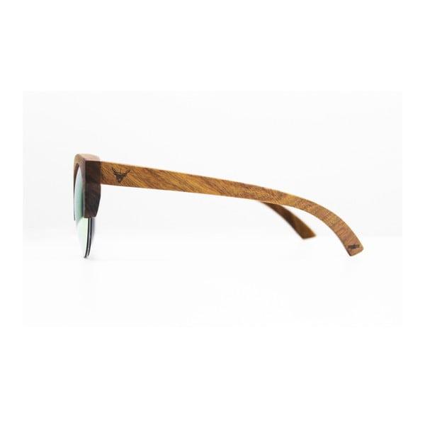 Drevené okuliare  Andwe Geek