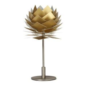 Zlatá stolová lampa DybergLarsen PineApple XS DripDrop
